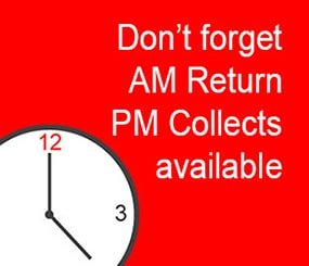 AM-Return PM collect