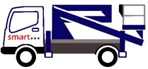 Smart platform rental Truck mounted powered access platform hire and cherry picker hire