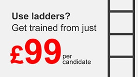 Smart platforms ladder training course from £99