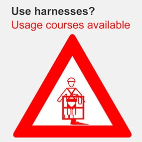 IPAF Harness Training Course from Smart platforms