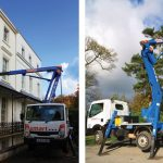 Z14 Truck Mounted Cherry Picker