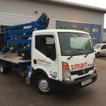 UJP - 19M TRUCK MOUNTED CHERRY PICKER PLATFORM FOR SALE