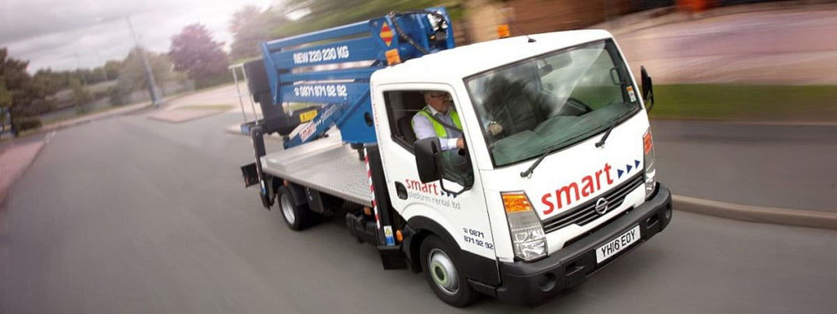 #SmartTruck smart platforms home page image