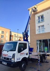 S20J truck mounted cherry picker hire