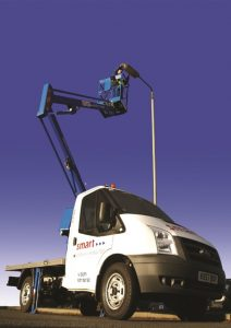 Z10 truck mounted cherry picker rental