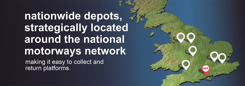 Smart Platforms New Southampton Depot